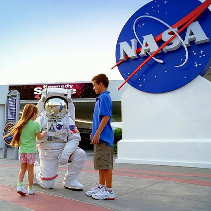 Win A Trip For 2 To The Kennedy Space Centre In Florida!