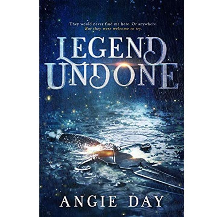 Win a Legend Undone Book or Swag Pack