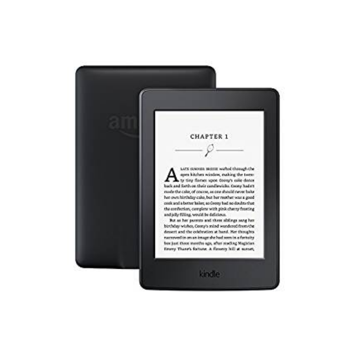 Win a Kindle Paperwhite eReader.