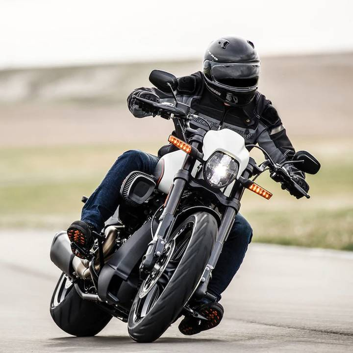 Win a 2020 Harley-Davidson FXDR 114 Motorcycle