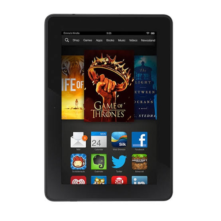 Win a Kindle Fire HDX