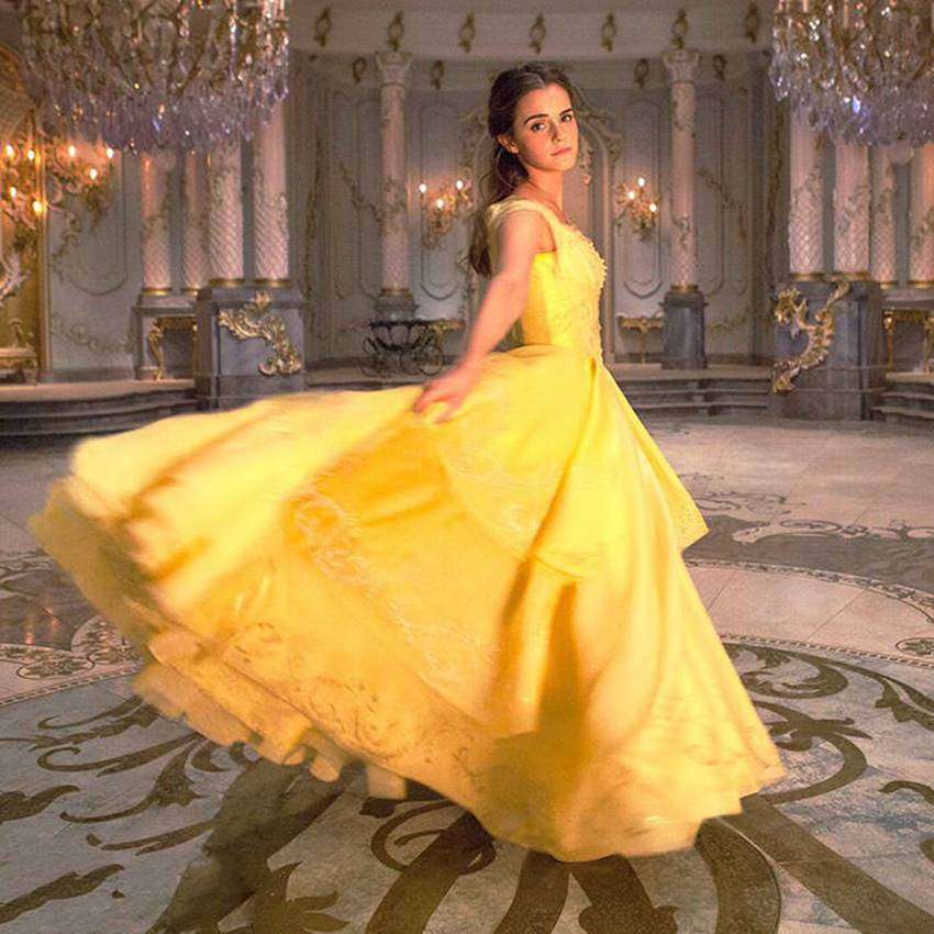 Win a Beauty and the Beast dress inspired by Belle!