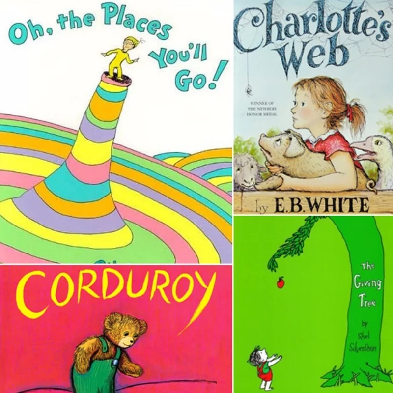 Win a Children's Books