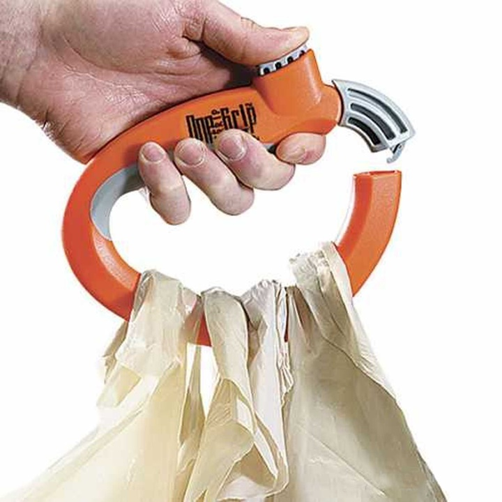 Win a One-Trip Grip Grocery Bag Holder