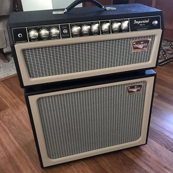 Win a Tone King Imperial Head & Cab + Tone King Imperial Cab