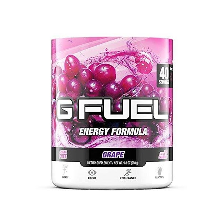 Win a Free GFuel With Oshi