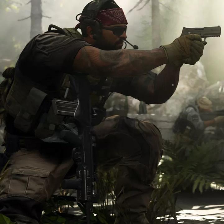 Win a COD Modern Warfare