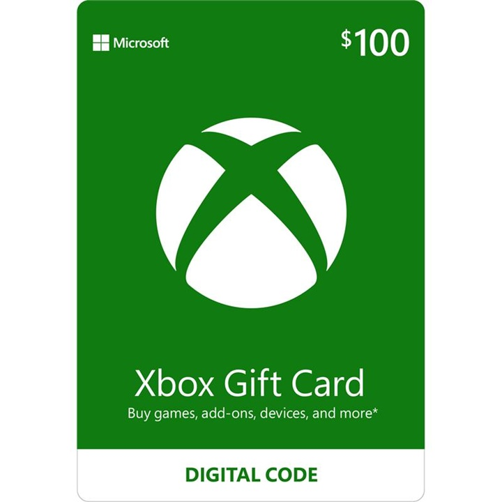Win a $100 Xbox Gift Card