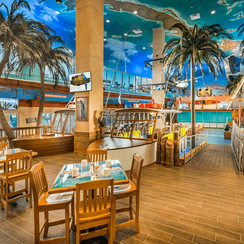 Win a Margaritaville Package