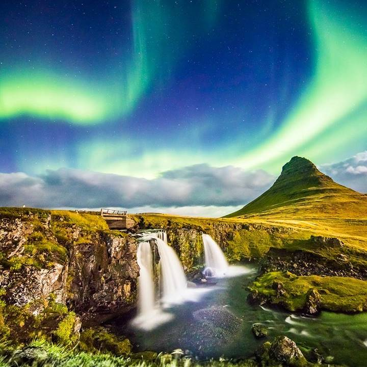 Win a Trip for 2 to Iceland