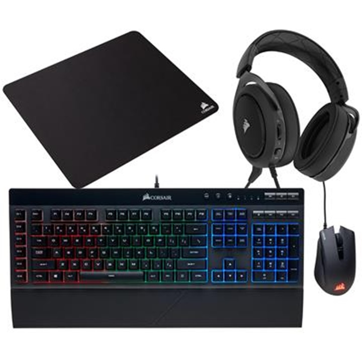 Win a Corsair Essential Gaming Bundle
