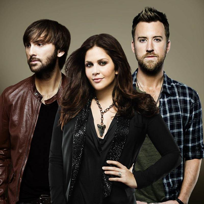 Win a Trip to Nashville for a VIP experience with Lady Antebellum