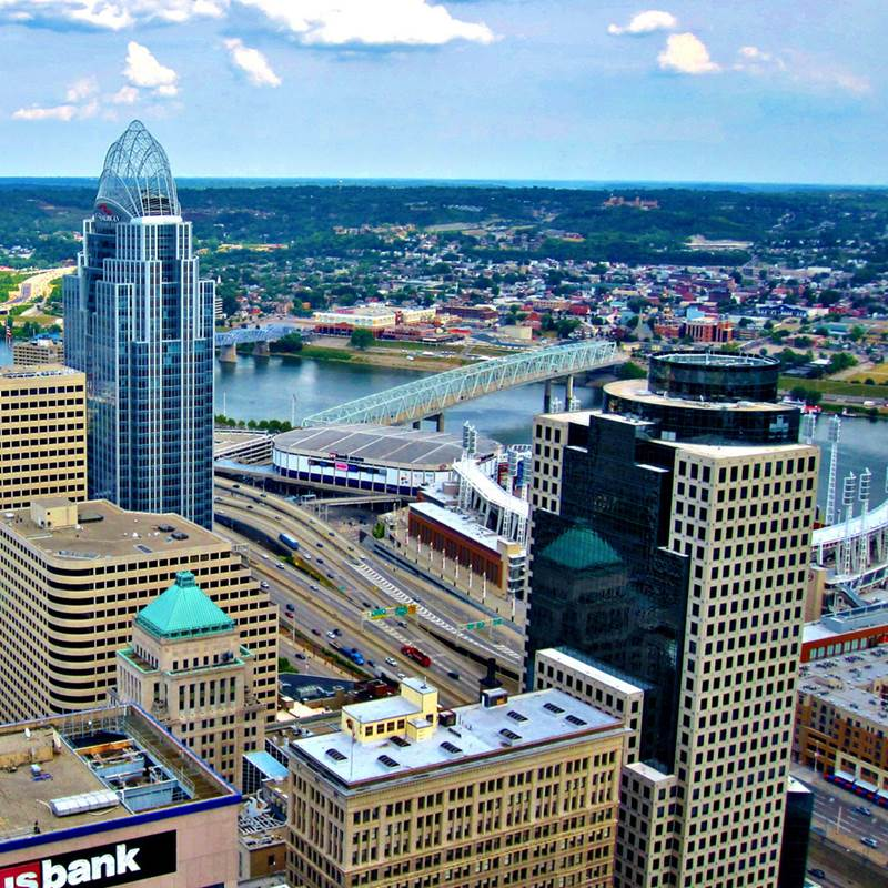 Win a Trip to Cincinnati, Ohio
