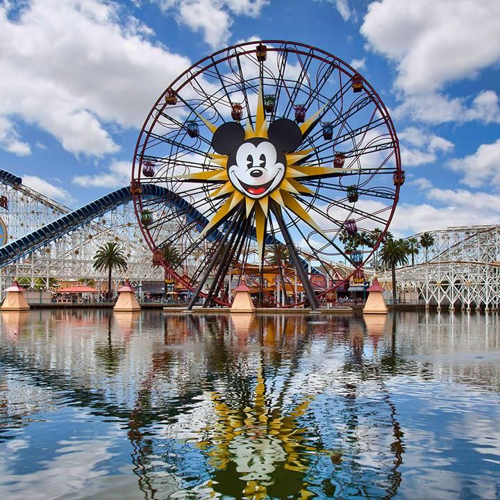 Win a Vacation to Disneyland Resort in Anaheim, CA