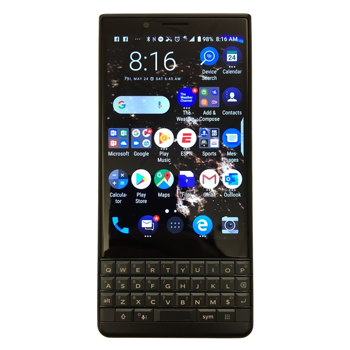 Win a Blackberry Phone