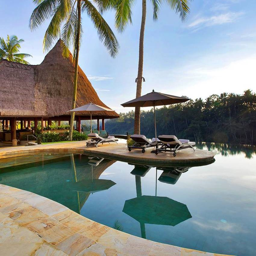 Win 1 Of 5 Bali Retreats