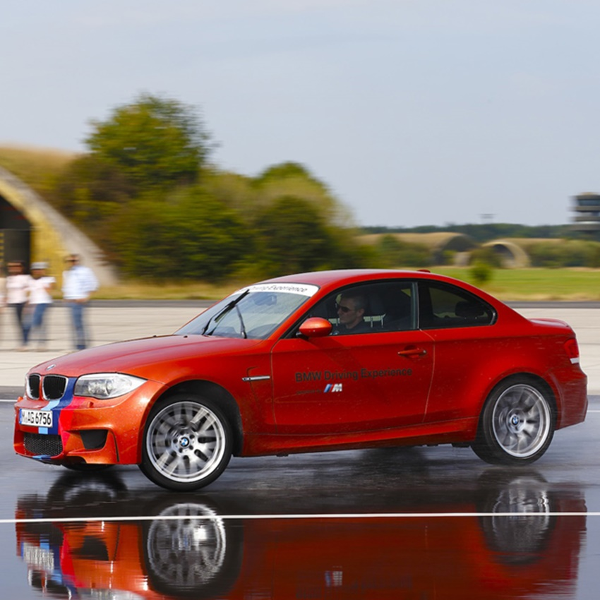Win A BMW Driving Experience