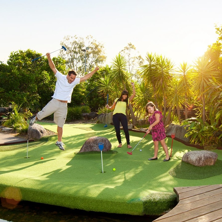 Win The Ultimate Experience At Brisbane's Coolest Putt Putt Destination