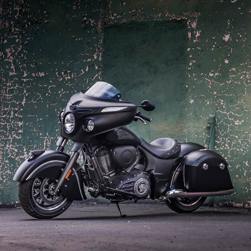 Win a 2017 INDIAN CHIEFTAIN