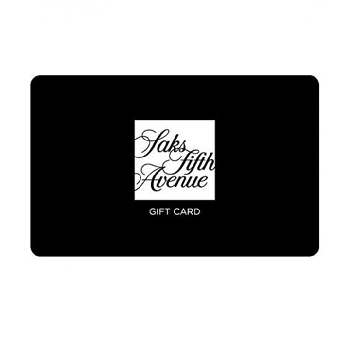 Win a $1,500 Saks Gift Card