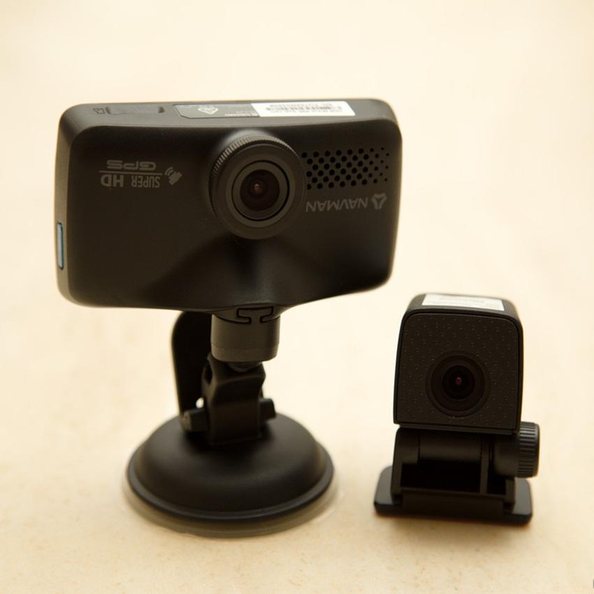 Win A Navman MiVUE698 Dual Camera Dashcam