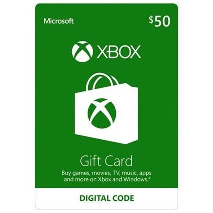 Win a $50 Digital Gift Card
