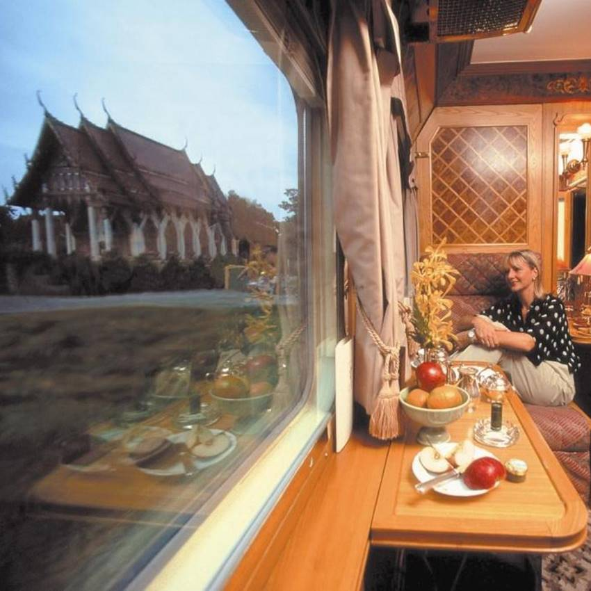 Win A Trip For Two On The Eastern & Oriental Express