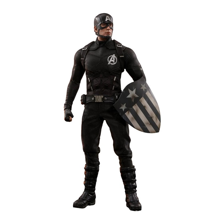 Win a Hot Toys' Captain America Concept Art Version Sixth Scale Figure