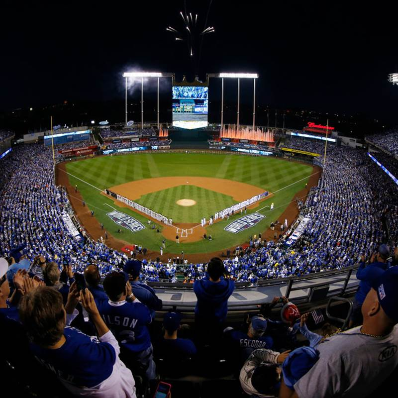 Win a two tickets to each of World Series Championships