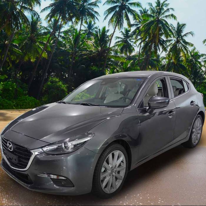 Drive Away In A Brand New Mazda