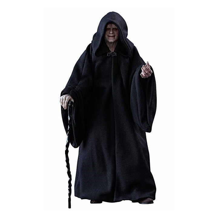 Win a Hot Toys Emperor Palpatine Deluxe Version Sixth Scale Figure