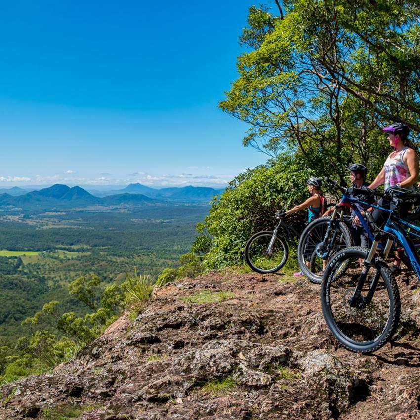 Win The Scenic Rim Trail Hike Or Bike Adventure