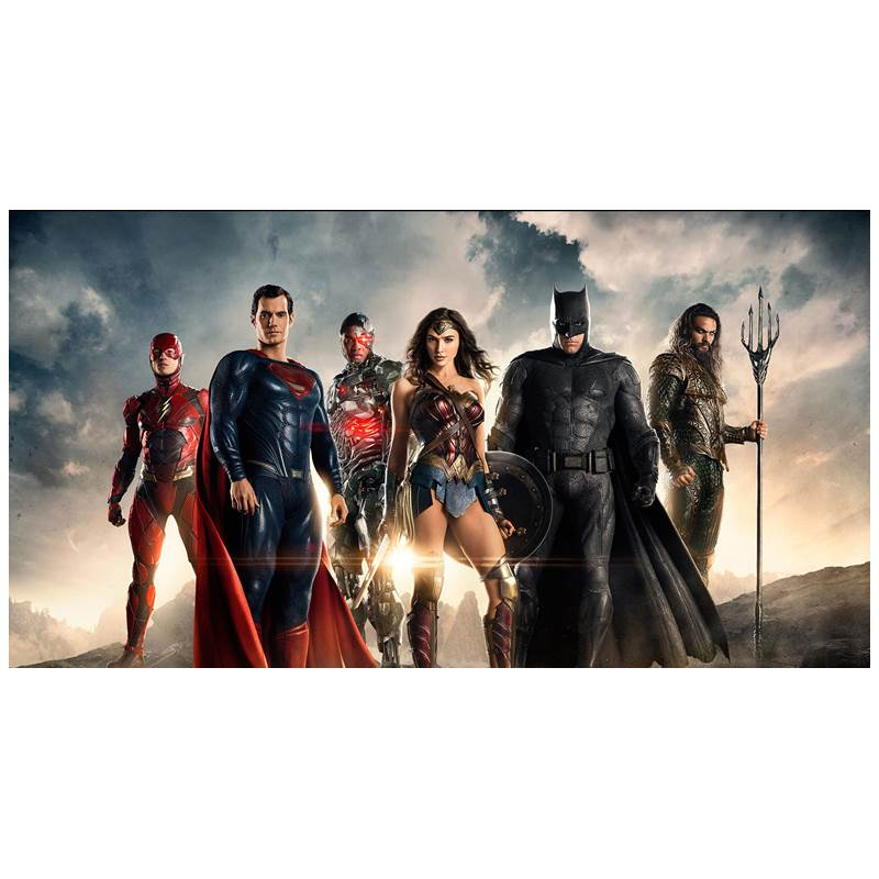 Win a Justice League Check