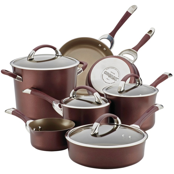 Win a Circulon Symmetry Cookware Set