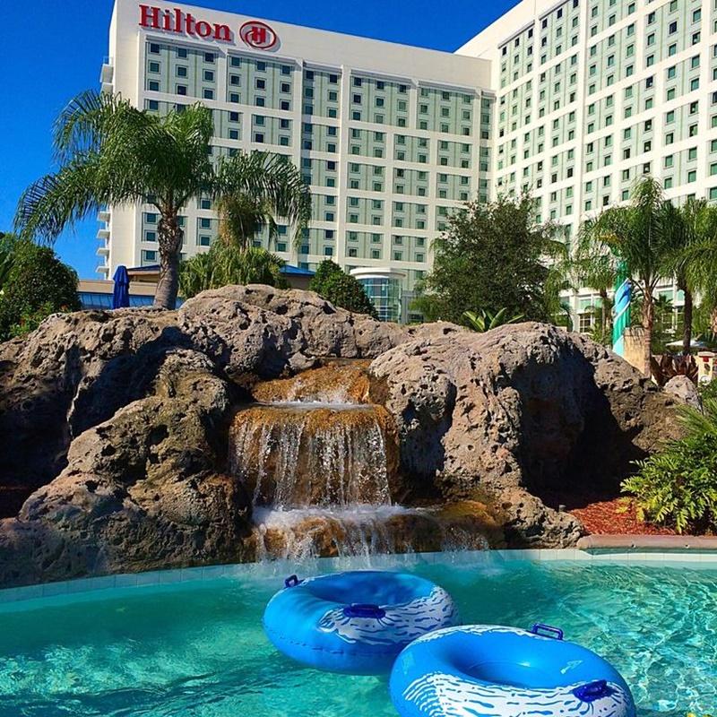 Win a vacation to Hilton Orlando