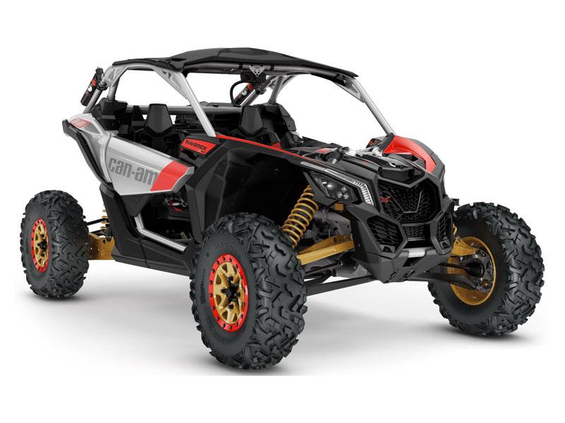 Win a Makita 2019 Can-Am Maverick X3 Turbo ATV