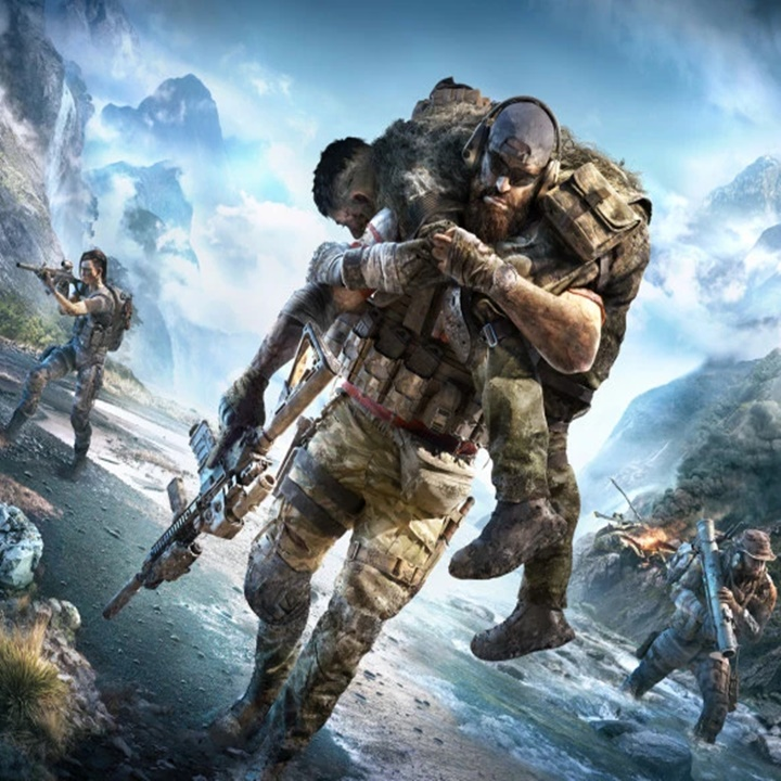 Win a Ghost Recon Break Point for Xbox, Gold Edition