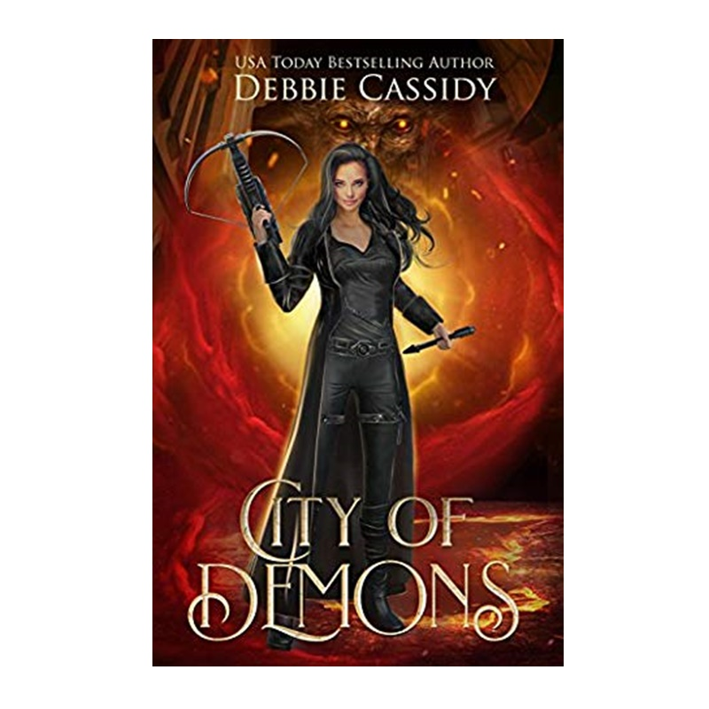 Win a Debbie Cassidy: City of Demons