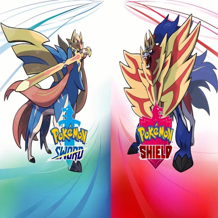 Win a Pokemon Sword and Shield
