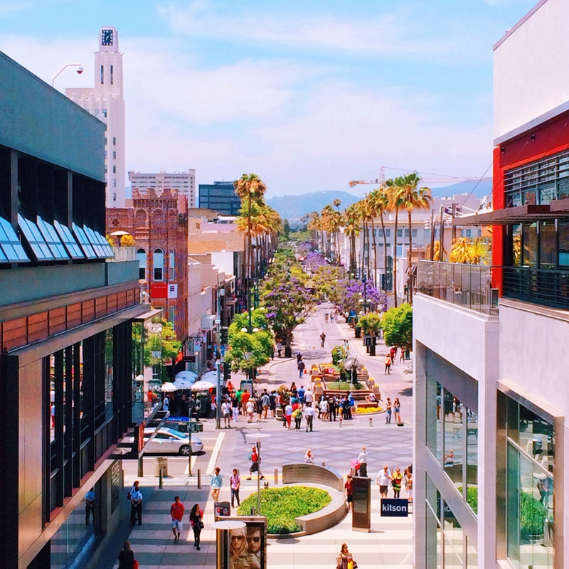 Win a Trip to Santa Monica,CA