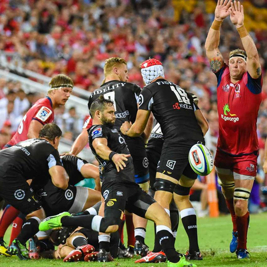 Win A 14-Seat Corporate Suite To See the Reds v Force