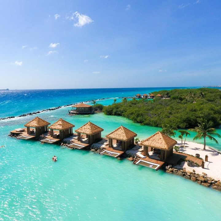 Win a Trip for two people to Aruba