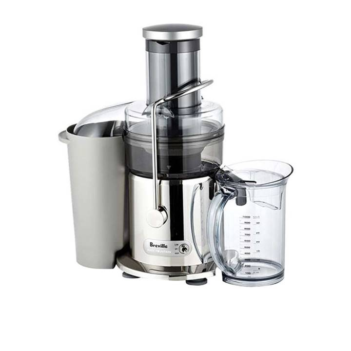 Win a Breville Juice Fountain Plus