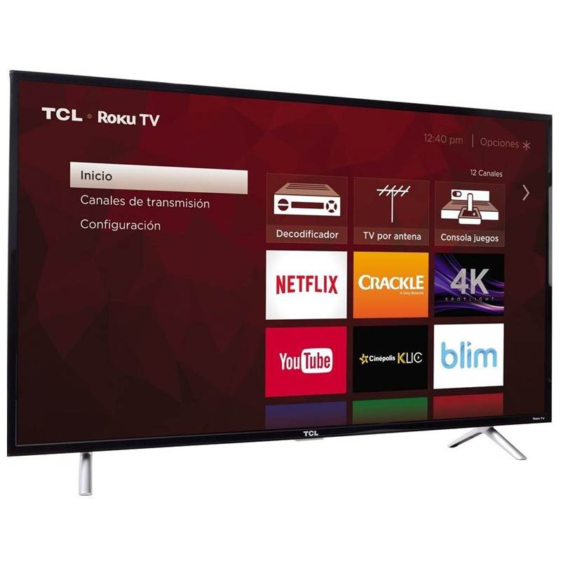 Win a 4K HDR TCL Roku TV