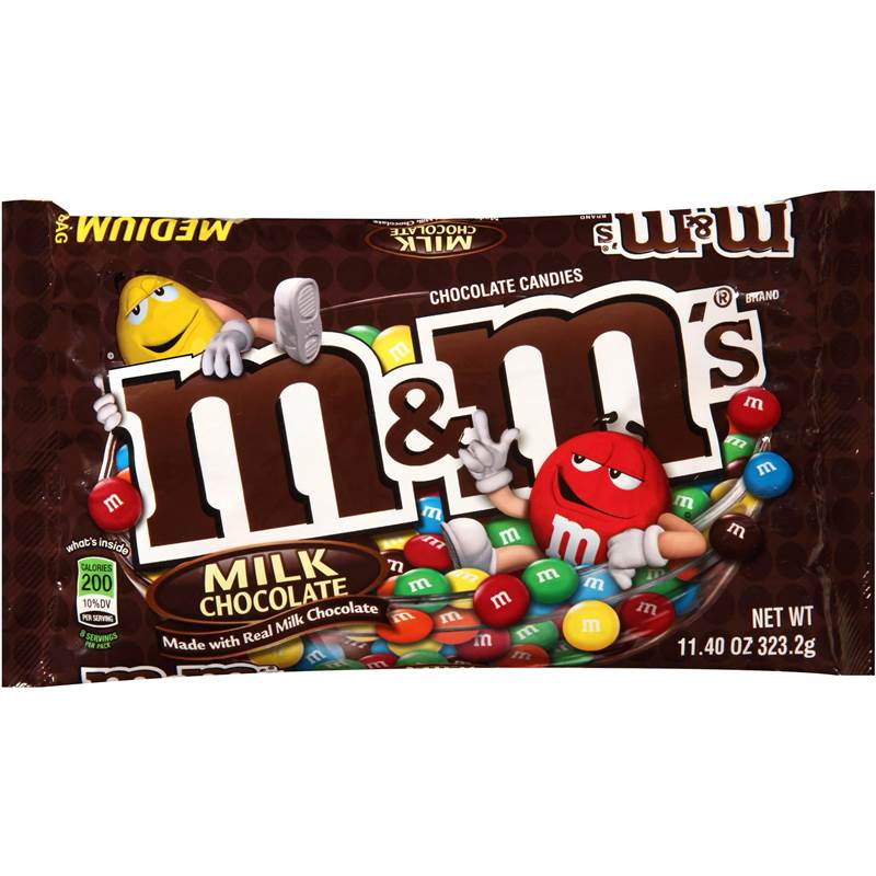 Win a Year Supply of M&M'S® Brand Chocolate Candies