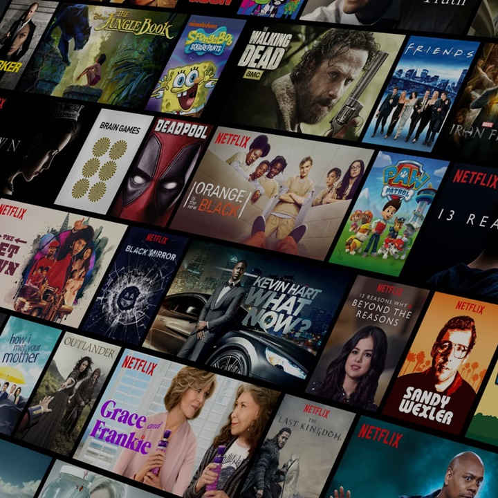 Win a 1 Year of Netflix