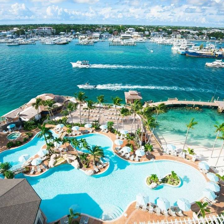 Win a Trip for 4 people to Nassau, Bahamas
