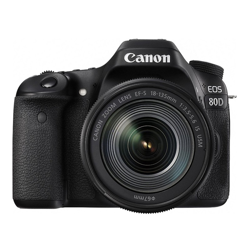 Win a Canon 80D Camera