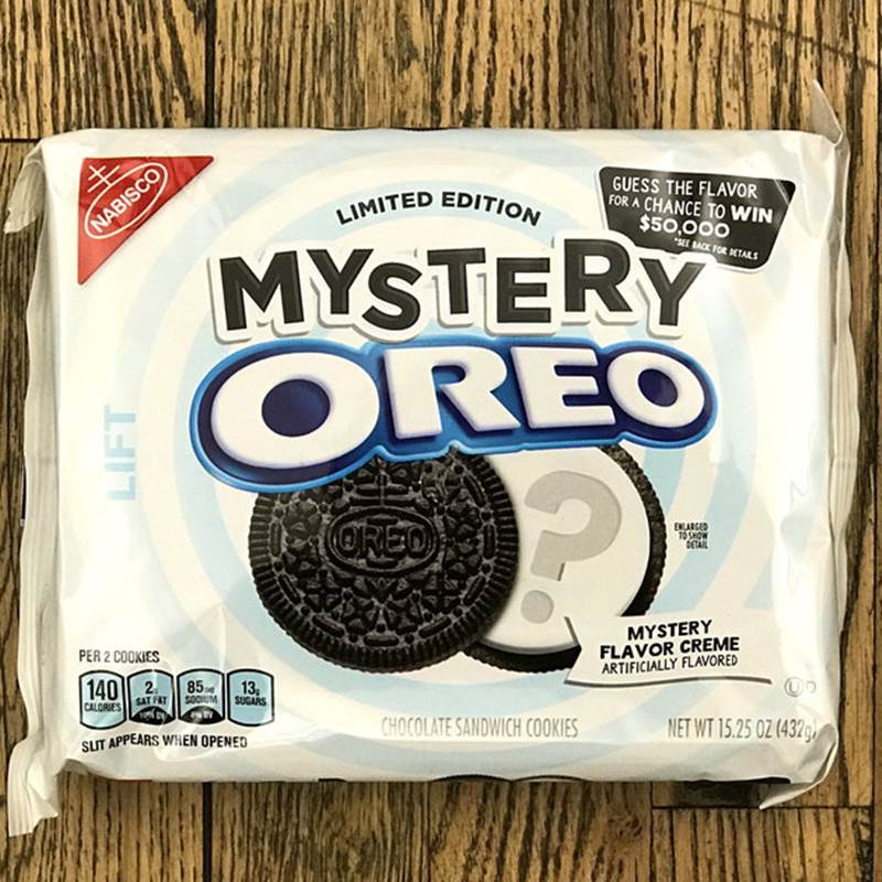 Win a Mystery OREO® Cookies Cash