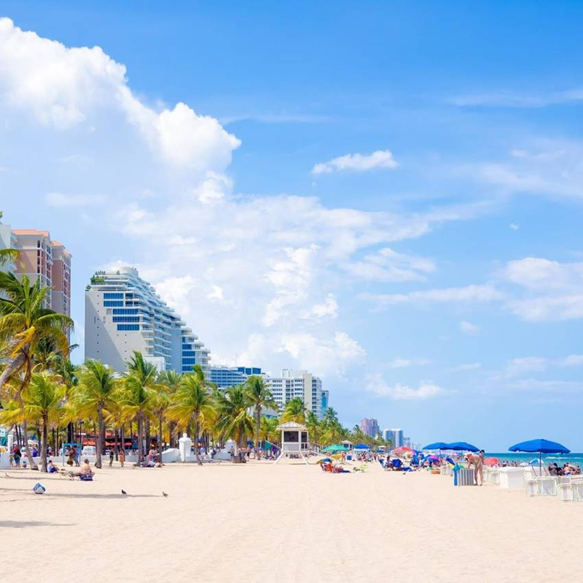 Win a Winter Getaway for Two to Greater Fort Lauderdale